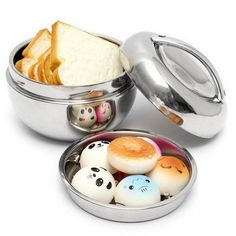 100mL Stainless Steel Insulated Lunch Box