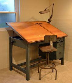 escrivaninha antiga com vidro - Pesquisa Google