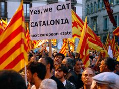Russia Today: Catalonia calls early elections in bid for greater independence. The Catalan region of North East Spain has called elections in November in an effort to get greater independence from Madrid. Catalonia produces a fifth of the country's GDP and has had its plans to manage its own tax revenues rejected. Economically developed but heavily indebted Catalonia plans to conduct elections two years ahead of schedule on November 25.