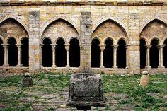 Monasterio de Santa María la Real (Aguilar de Campoo)
