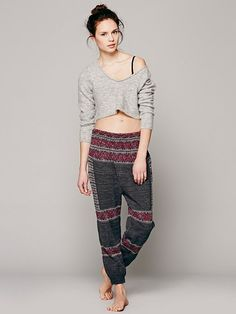 love these pants!...Shala Swit Pant by Free People