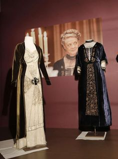 'Downton Abbey' glad rags at Winterthur I am going to go see this show.  I am sure the dresses are beautiful up close.