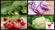 6 loại rau củ ít calo bạn nên ăn thường xuyên