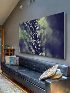 Droplets (Acrylic) by Marmont Hill at Gilt #wallart #homedecor #marmonthill