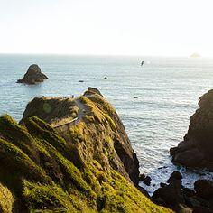 Coastal cliffs in Trinidad, California http://papasteves.com/blogs/news/10405393-natures-best-sugar-blockers