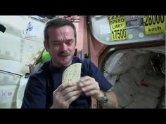 Chris Hadfield's use of social media while in space is an incredible use of technology. Everyone gets to learn a bit more about space in an easy and fun way.