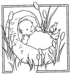Los niños y la Biblia: Dibujos Bíblicos