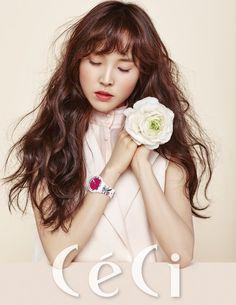 """GFRIEND Yuju - """"CeCi"""" April '16"""