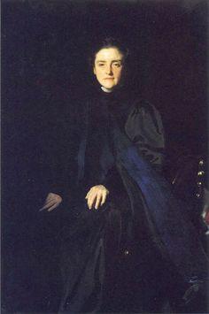 John Singer Sargent: Miss Carey Thomas