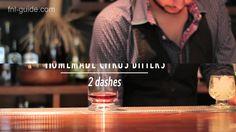 Oaxaca Sazerac - recipe by Simos Tagaras - Spiti cocktail bar Halandri - The FNL Guide Cocktail Drinks, Cocktails, Bar, Recipes, Oaxaca, Craft Cocktails, Recipies, Cocktail