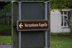 Fotos vom verlassenen Teil eines riesigen Nervenheilanstaltgebietes (Psychatrie) | Versunkene Kapelle | Copyright: www.lost-places-n...