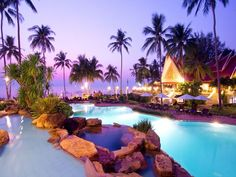 Panviman Resort Koh Chang swimming pool