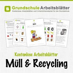 14 best Müll images on Pinterest   Recycling, Environment and Upcycle