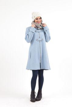 Tulip, Projects To Try, Raincoat, Jackets, Fashion, Rain Jacket, Down Jackets, Moda, Fashion Styles