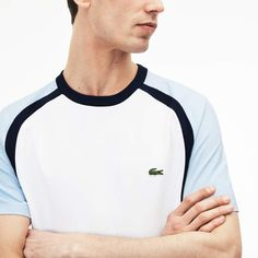 6d0b385eed7 Lacoste Men s Made in France Pique T-Shirt France