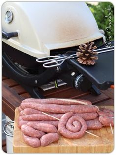 Homemade: Coburger Bratwurst