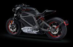 Harley-Davidson LiveWire motocicleta eléctrica