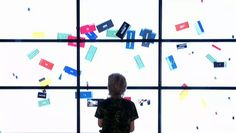Fiat – interactive installation at concept store on Vimeo