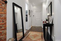 Фотография: Прихожая в стиле Скандинавский, Интерьер комнат – фото на…