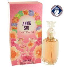 Posted on Shopify : Anna Sui Secret Wish Fairy Dance 75ml/2.5oz Eau de Toilette Women Perfume Spray http://perfumebrands.net/products/anna-sui-secret-wish-fairy-dance-75ml-2-5oz-eau-de-toilette-women-perfume-spray