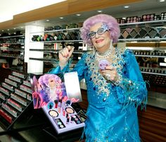 New MAC Cosmetics Dame Edna Collection launches today (December 26)! | Beauty Match