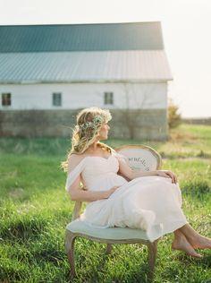 Love this dress! - Beginnings Newborn Photography