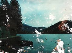 Lakes and Reservoirs by Matthew Brandt | iGNANT.de