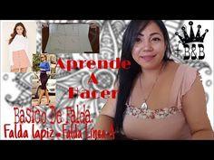 BÁSICO DE FALDA Y DESARROLLO DE MODAS Bertha Buritica Clase #2 - YouTube Bikinis, Swimwear, Youtube, Crop Tops, Chile, Fashion, World, Sewing Lessons, Sewing Tutorials