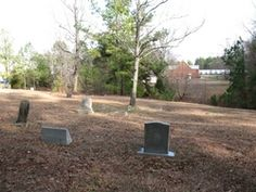 Pleasant Grove Church Cemetery  Morrisville  Wake County  North Carolina  USA