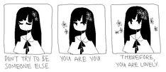 u are lovely Vent Art, It Gets Better, Illustrations, Art Tips, Aesthetic Art, Cute Art, Art Inspo, Art Reference, Memes