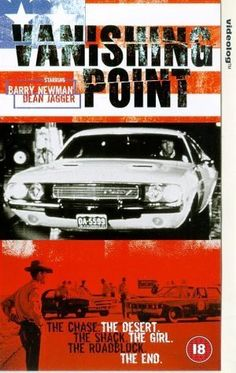 Vanishing Point 1971 Dodge Challenger R/T Love Movie, Movie Stars, Movie Tv, Great Films, Great Stories, Barry Newman, Cinema Tv, Aliens Movie, Film Posters