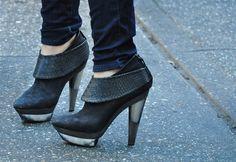 Hermosos zapatos de noche | Moda 2014