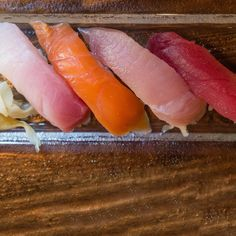 Pick up your chopsticks, tuck in your napkin, and slurp down our picks for the best sushi spots across America.
