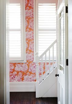 Chinoiserie Chic: Saturday Inspiration - Manuel Canovas Bengale