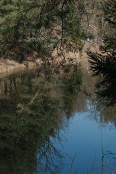 Water reservoir Suchomasty, Czech Republic