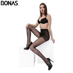 Tights Nylon Lady Summer Fashion High Elasticity Spandex Pantyhose Female Seamless Soft Tights