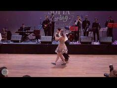 Social Improvisation - Felipe & Alice - Sofia Swing Dance Festival (SSDF) 2017