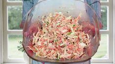 Non mi stanco mai di mangiare questa insalata! #502 - YouTube Pescatarian Meal Plan, Pescatarian Recipes, Easy Healthy Recipes, Easy Meals, Seafood Recipes, Cooking Recipes, Clean Eating, Healthy Eating, Carrot Salad