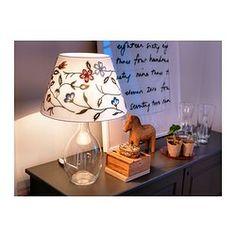 BRÅN Pie de lámpara de mesa - 20 cm - IKEA