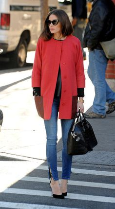 Olivia Palermo Photo - Olivia Palermo Spotted in NYC