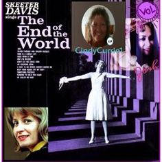 Check out this recording of End of the World made with the Sing! Karaoke app by Smule.