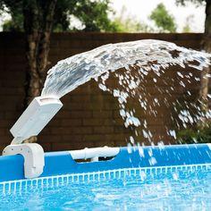Intex Multi-Color LED Fountain Sprayer From In The Swim's Intex Pool Accessories