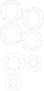 How to make a globe sliceform (sureform) with longitude slices. Origami Paper Art, Paper Quilling, Folded Book Art, Book Folding, Kirigami, Sliceform, Paper Art Design, Kids Market, Pop Up Card Templates