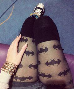 OMG BATMAN TIGHTS! I want them!
