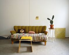 my new studio by Camilla Engman, via Flickr