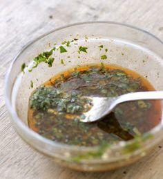 Jenny Steffens Hobick: Spicy Chimichurri Sauce for Grilled Flank Steak