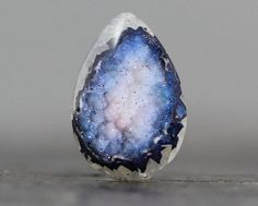 Quartz Gem: Druzy Setting Cabochon for Ring Designing and Jewelry Crafting - 18mm (1987)