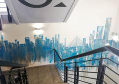 158 JAN SMUTS – Schematic Design Schematic Design, Wood Cladding, Building Contractors, Exposed Brick Walls, Innovation Design, Ground Floor, Wall Murals, Pendant Lighting, Design Elements