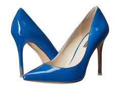 BCBGeneration Treasure Ocean Blue - 6pm.com/take work shoes and add a little sparkle to heels.