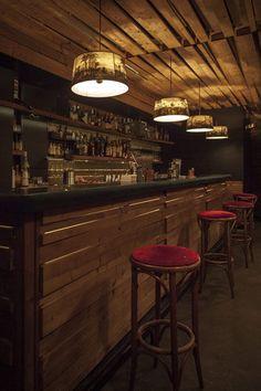 Castor club, cocktail bar - Castor Club 14 Rue Hautefeuille 75006 Paris